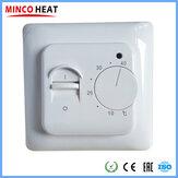 MINCO HEAT M5 Mechanische thermostaat Vloer Elektrische verwarming Temperatuurregelaar Gasketel Verwarming Temperatuurregelaar Voor thuis