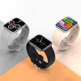 [BT5.0] Bakeey G69 1,69 cala Ultra cienki niestandardowy zegarek Smart Watch Rejestrator miesiączki Monitor ciśnienia krwi Monitor tlenu Tryby wielu sportów 30 dni czuwania Opaska na nadgarstek