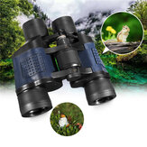 60X60 3000m Binoculars Professional Telescope Objective Red Film Night Vision Telescope for Outdoor Camping Hunting
