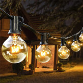 G40 String Lights 220V/110V Outdoor Indoor Party Garden Christmas Home Decoration Fairy lampada Impermeabile IP54