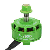 Racerstar 2306 BR2306S Green Edition 1722KV Brushless Motor 4-6S For RC Drone FPV Racing Multi Rotor