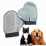 Guanto Yani HP-PG2 Pet Dog acciaio Ago guanto di massaggio Bathing pettine antistatico