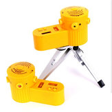 Worldwide Multifunction Cross Laser Level Leveler Vertical Horizontal Line Tool With Tripod