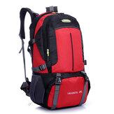 45L大容量旅行ハイキングNylonメンズバックパックカジュアル登山バックパック