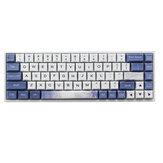 Conjunto de teclas de teclado de estilo chinês de 120 teclas XDA Perfil PBT Teclas de sublimação de cinco lados para teclado Mecânico