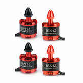 4X Racerstar Racing Edition 2212 BR2212 920KV 2-4S Brushless Motor For 350 380 400 RC Drone