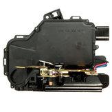 Rear Right Door Lock Mechanism Actuator For VW Passat SKODA Octavia