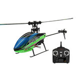 WLtoys V911S 2.4G 4CH 6-Aixs Gyro Flybarless Helikopter RC RTF