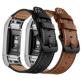 Bakeey Genuine Leather Watch Band Wristband Strap for Xiaomi Amazfit Bip Youth Edition Smart Watch Non-original