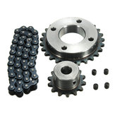 Sprocket Chain Wheel voor 8044 Electric Longboard Skateboard Parts DIY Motor
