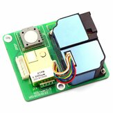 ZPHS01 All-in-one Gas Detection Module Carbon Dioxide Dust PM2.5 Sensor PM2.5 + CO2 + VOC+ Temperature + Humidity Detector
