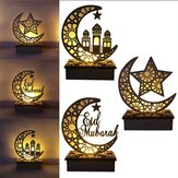 Stereo Palace lampada LED Eid Mubarak String Light Ramadan Kareem Islam Decorazione