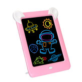 3D Magic Board Pad LED Tablette d'écriture Led Enfants Panneau D'affichage Adulte Tablette Lumineuse Pad Dessin Jouet