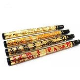 Jinhao 5000 Millennium Ejderha Kalem 0.5mm Uç Mürekkep Kalem Çeşme Kalem Lüks Metal Altın Uç Ofis Yazma Için