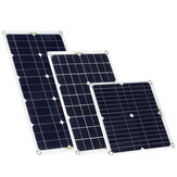 200W Solar Panel Kit 18V Battery Charger 10/20/30/40/50A Controller DC/USB/TYPE-C For Outdoor Camping Accessories