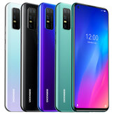 DOOGEE N30 Global Bands 6,55 tommer perforert skjerm Android 10.0 4180mAh 16MP AI Quad Rear Camera 4GB 128GB Helio A25 4G Smartphone
