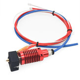 24V 40W Hotend Nozzle Extruder Kit 3D Printer Part for Creality 3D CR-10S Pro Series 1.75mm Filament