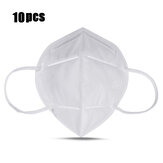 10Pcs KN95 4-Layer Self-priming Filter Respirators Face Mask Breathable Dust Filter Masks