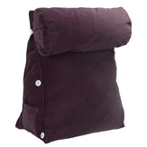 Sofa Back Cushion Bed Couch Seat Rest Pad Waist Support Backrest Pillow with Head Cushion Home Office Furniture Decorations