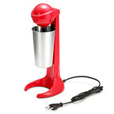Commercial Foamer Mixer Milkshake Maker Machine Thickshake Frother Stainless Steel Milk Shake