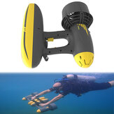 2PCS SMACO 2-in-1 600W Electric Underwater Propeller Water Dual Speed Scooter Diving Scuba Propeller Water Sports Equipment Support Waterproof Camera