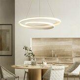 الشمال LED قلادة ضوء مصباح السقف غرفة الطعام ديكور المنزل عكس الضوء تركيبات