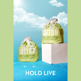 Holdlive Makeup Facial Tissue One-Time Wipes