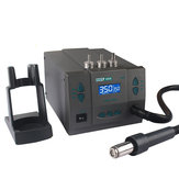 Quick 861X Station de soudage Super Power station de soudage 1 300 W Air chaud G-un