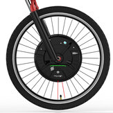 iMortor 3.0 Full Wireless 26in / 700C 350W 36V Brushless Motor Intelligence Bicycle Front Wheel