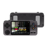 RK CONSOLE RK2020 32GB/64GB / 128GB 2000+ Games 3,5 polegadas IPS HD Screen Retro Video Handheld 3D Games Console Support PS1 N64 GBA MD NES Game Player Alloy Shell
