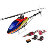 ALIGN T-REX 470LT Wersja ulepszonego helikoptera Super Combo 450L