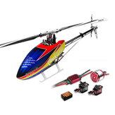 ALIGN T-REX 470LT Вертолет Dominator Super Combo 450L Обновление версии