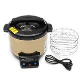 6L Smart Black Garlic Fermenter Ferment Maker Automatische roestvrijstalen pot