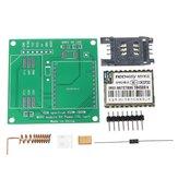 DIY M590E GSM GPRS Communication Module Kit Dual Band 900/1800MHZ 85.6 Kbit/s 900m-1800m For