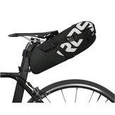BIKIGHT8L/10LImpermeableNylon Asiento de la silla de montar en bicicleta Bolsa Asiento de la bicicleta Paquete de asiento reflectante