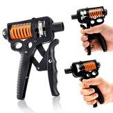 10 كيلوجرام -50 كيلوجرام تعديل قبضة اليد المعصم اليد قوة التمارين القابض القابض