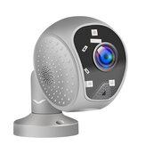 HD 1080P al aire libre WiFi IP Cámara Vigilancia de seguridad inalámbrica Cámara IP PTZ 360 Monitor Hogar Smart WiFi IP Cámara IR Visión nocturna