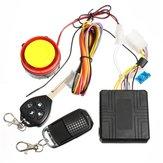 12V Uniwersalny system zdalnego sterowania systemem alarmowym motocykla