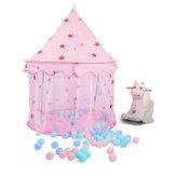 الأطفال يلعبون الخيام الأميرة الجنية بنات أولاد جولة طفل يلعب الخيام منزل اللعب