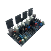 Mono 200W Power Amplificador Tablero 1943 + 5200 Tube Rear Stage Power Amplificador Tablero