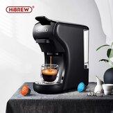 HiBREW 19 Bar 4 в 1 Многокапсульная кофемашина для эспрессо, капсульная кофеварка Dolce gusto Powder Ese pod H1 Fast Heating Auto Off Set