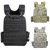 Outdoor Adult Tactical TMC Molle Vest  Physical Training Sports Fitness Oxford Weight Waistcoat