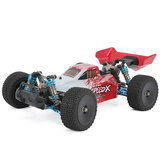 XLF F16 RTR 1/14 2,4 GHz 4WD 60 km / h Metallfahrgestell RC Car Full Proportional Vehicles Model