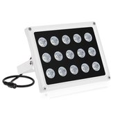 Infrared Illuminator 15 Array IR LEDS Night Vision Wide Angle Outdoor Waterproof for CCTV Security C