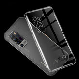 Bakeey for Ulefone Armor 11 5G / Ulefone Armor 11T 5G Case Crystal Clear Transparent Non-Yellow Soft TPU Protective Case