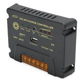 CPY-2410 Usb mppt panel solar controlador de carga de la batería 10A 12v / 24v