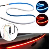 120cm 10W LED Flow Typ Auto Heckklappe Trunk Lichter Streifen Bar Running Brake Reverse Blinker Flash