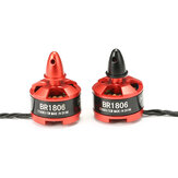 Racerstar Racing Edition 1806 BR1806 2280KV 1-3S Brushless Motor CW/CCW For 250 260 for RC Drone FPV Racing