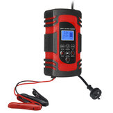 Smart Automatic 12V/24V 8A Car Battery Charger Motorcycle Repair Pulse Repair Activation