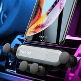 Bakeey Air Vent Gravity Linkage Automatic Lock Car Mount Car Phone Holder For 4.0-6.5 Inch Smart Phone iPhone XS Max Samsung Xiaomi